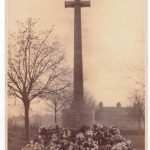 Image of Brandon war memorial - 1924