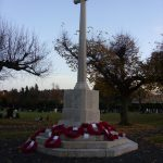 Image of Brandon war memorial - 2012